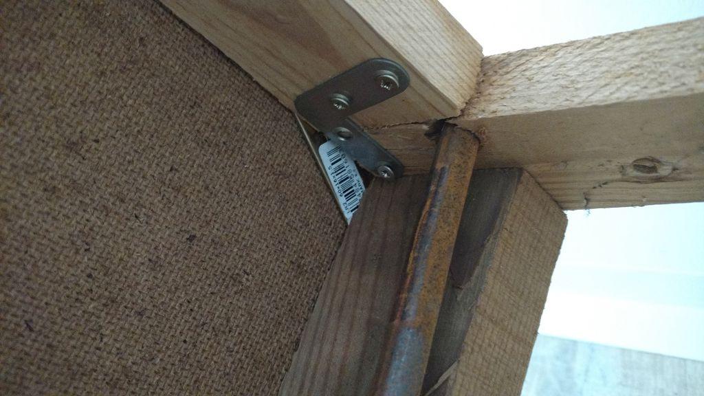Renowacja krzesła chierowskiego