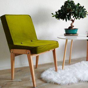 Chierowski AGA – Renowacja krzesła z czasów PRL