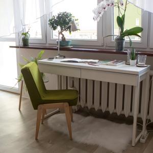 Moje biurko – organizacja, przybory plastyczne