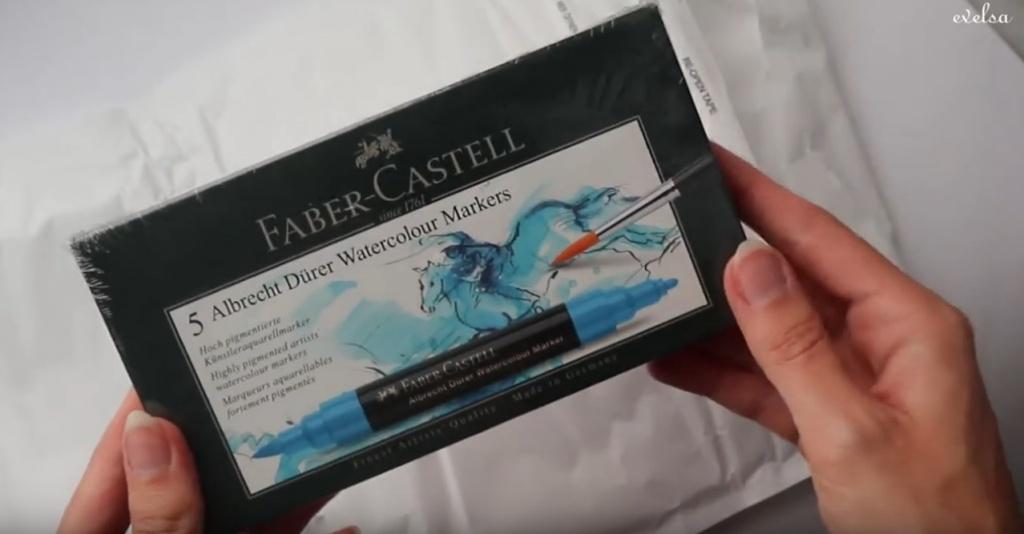 Pisaki Akwarelowe Faber Castell Albrecht Durer