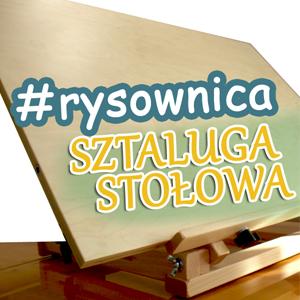 Sztaluga Stołowa / Rysownica do akwareli – RECENZJA