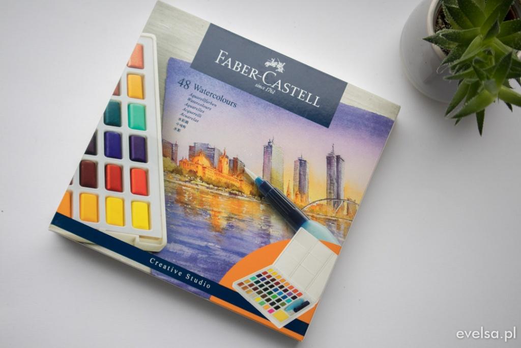 faber castell studio akwarele zestaw akwarelowy farby-6