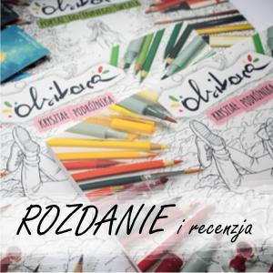 Kolorowanka Olsikowej | Rozdanie i recenzja