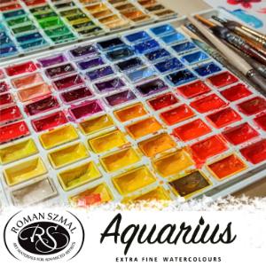 Testowanie akwareli Aquarius w Czarnym Kocie
