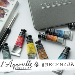 Sennelier L'Aquarelle | test i opinia