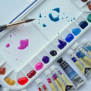 Ile i które kolory akwareli dla osoby początkującej? Zestaw akwareli dla początkujących