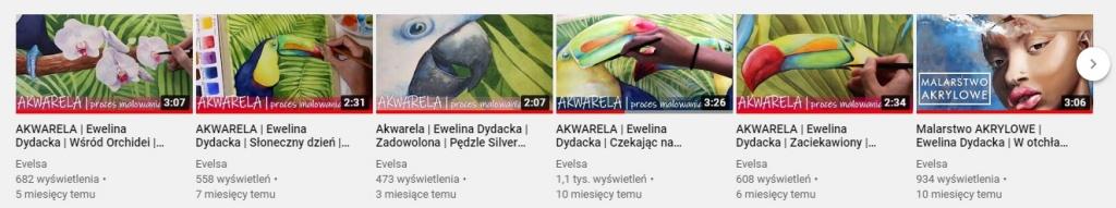 ewelina dydacka akwarele akwarela proces malowania obrazy na zamowienie