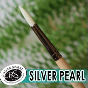 Silver Pearl Roman Szmal – recenzja pędzli do akwareli