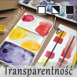 Co to jest transparentność akwareli? Akwarele dla początkujących