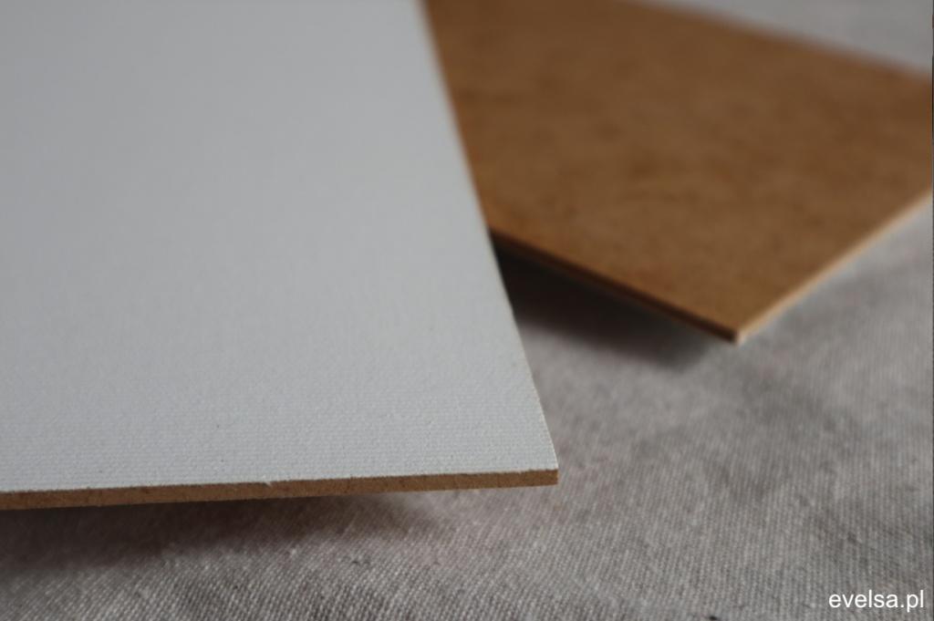 tablica malarska podobrazie do malowania akrylami akryle dla poczatkujacych