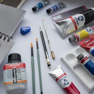 Zakupy Plastyczne – akryle, akwarele, rysunek | Szał dla Plastyków