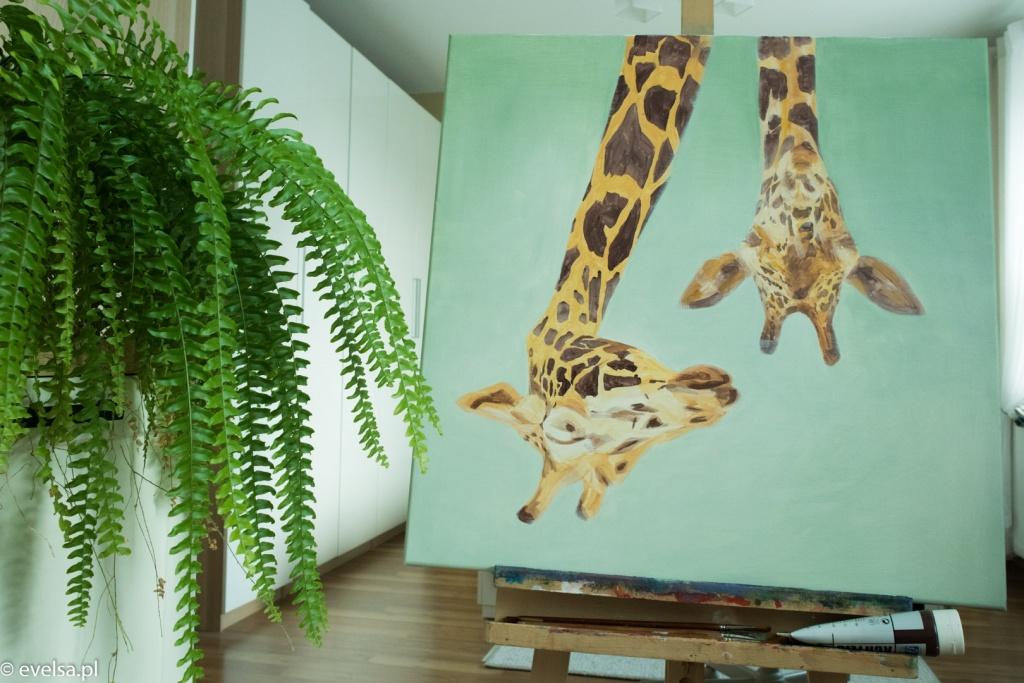 jak malowac akrylami nauka malowania