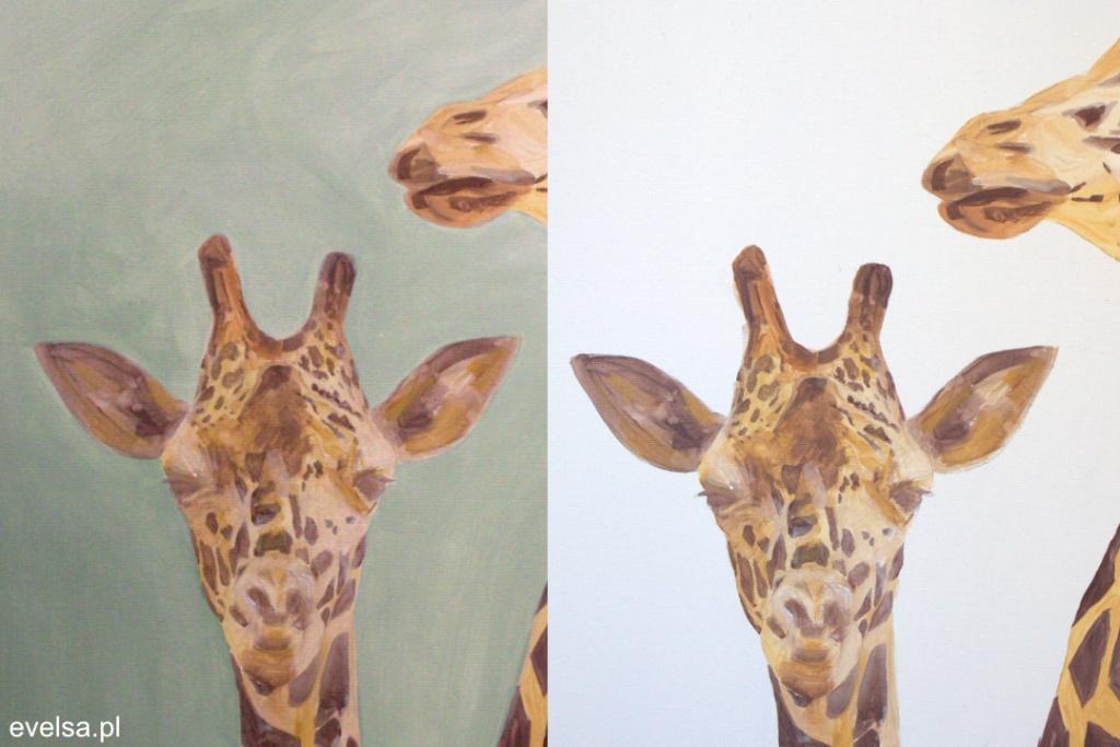 jak malować farbami akrylowymi nauka malowania