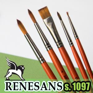 Pędzle Renesans 1097 | Uniwersalne pędzle malarskie